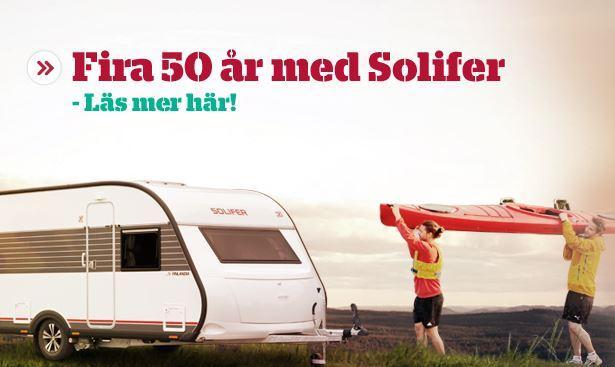 Solifer firar 50 med rabatt
