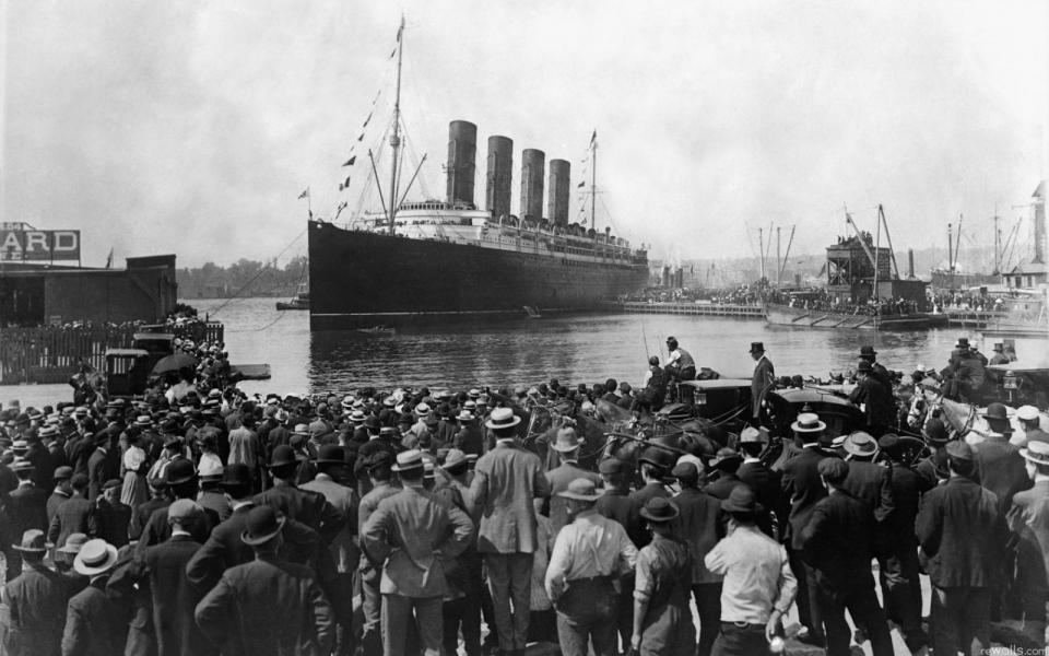 Restips: Titanic i Halmstad
