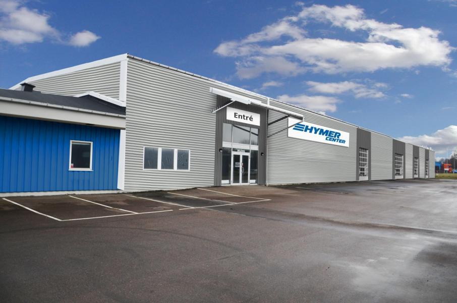 Hymer Center expanderar