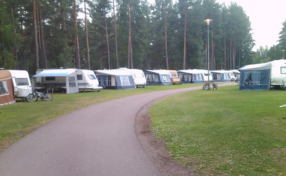 Mellsta camping får nya ägare