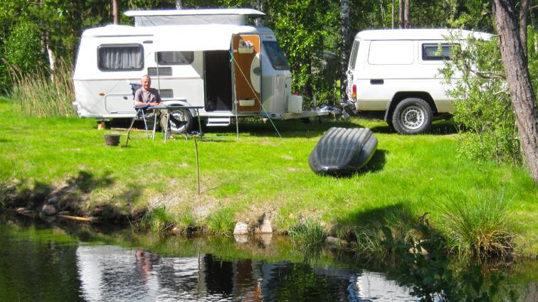 Restips: Hätteboda Vildmarkscamping