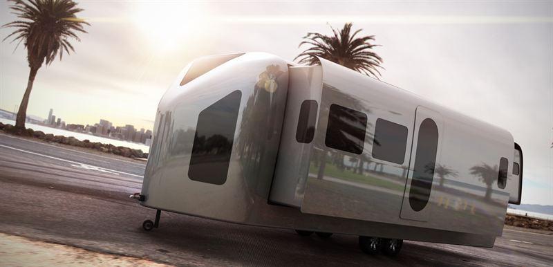 Framtidens husvagn snart här