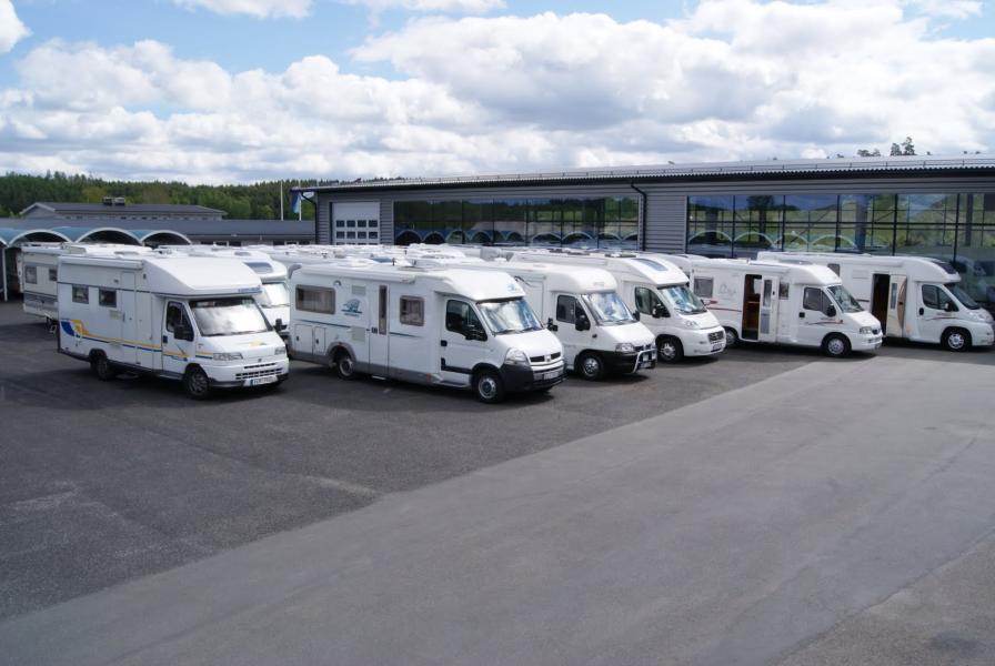 Lindströms husvagnar till Enköping