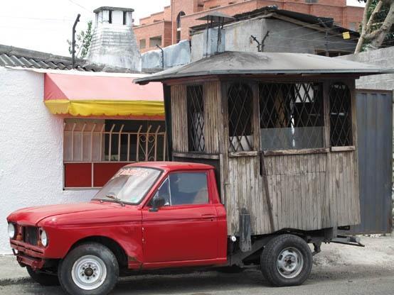 I varje fall en husbil