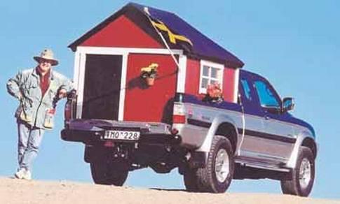 En genuint svensk husbil