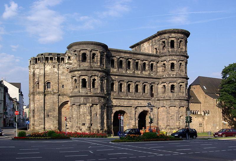 Restips: Historiska Trier