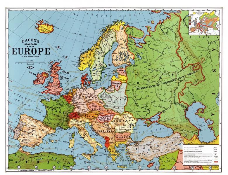 Regler för att resa i Europa