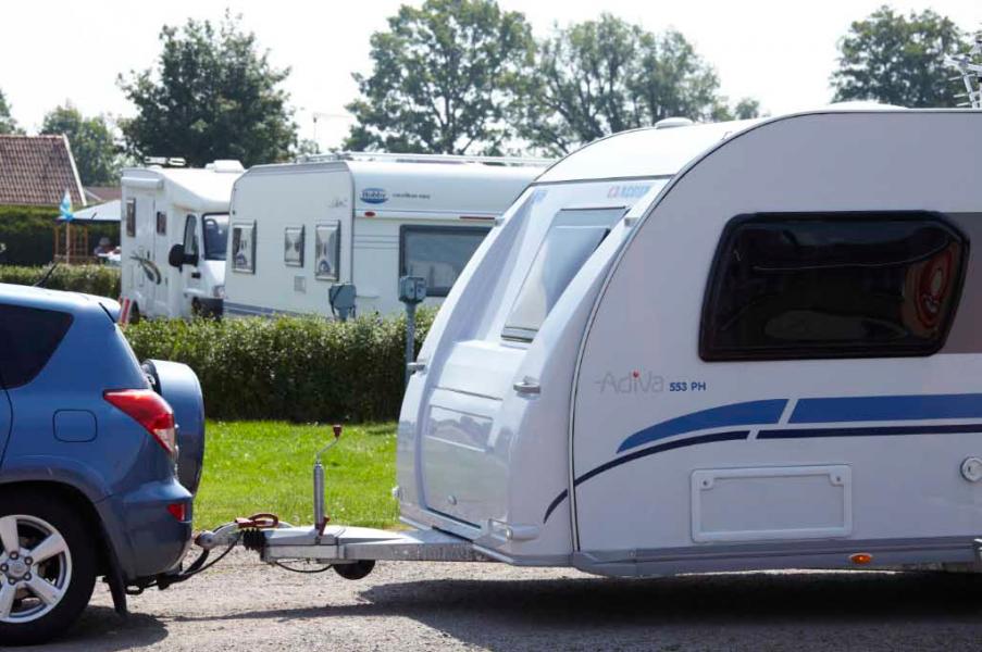 Campingplatserna ser ökad beläggning 2014