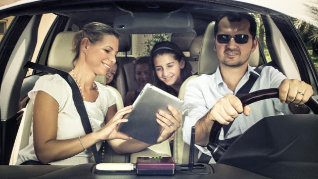 Chans att vinna Dovado GO Routers till din husbil eller husvagn!