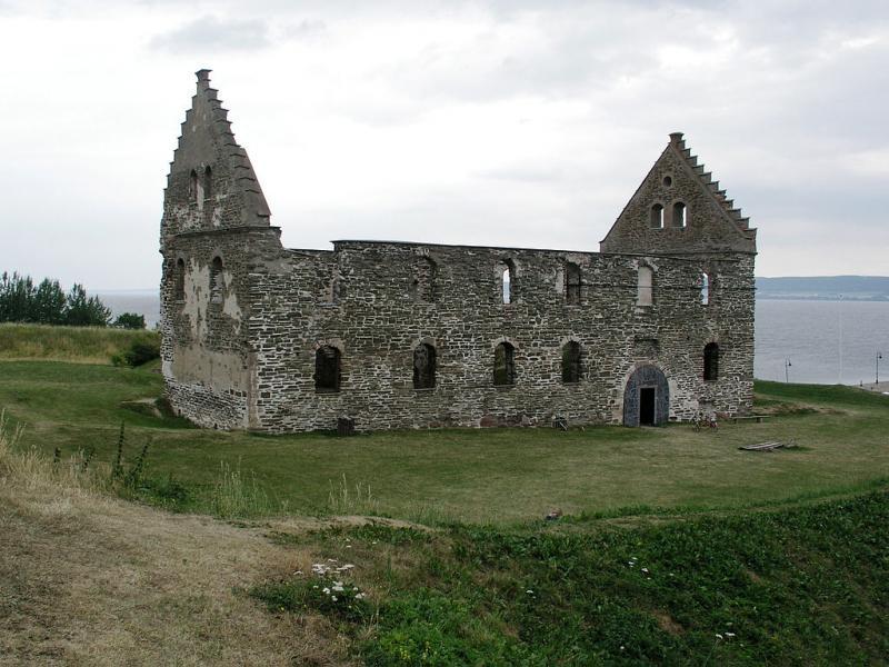 Restips: Visingsborgs slott
