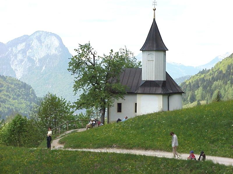 Restips: Kaisergebirge