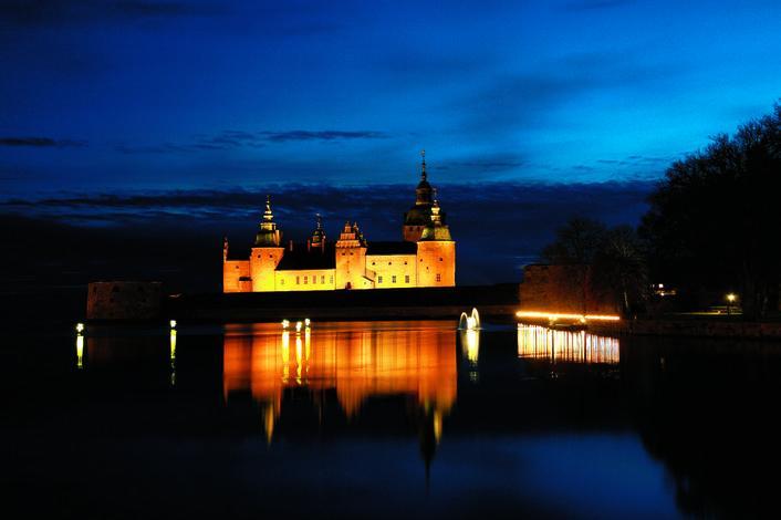Kalmar slott vinner pris
