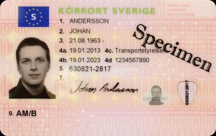 Färre återkallade körkort