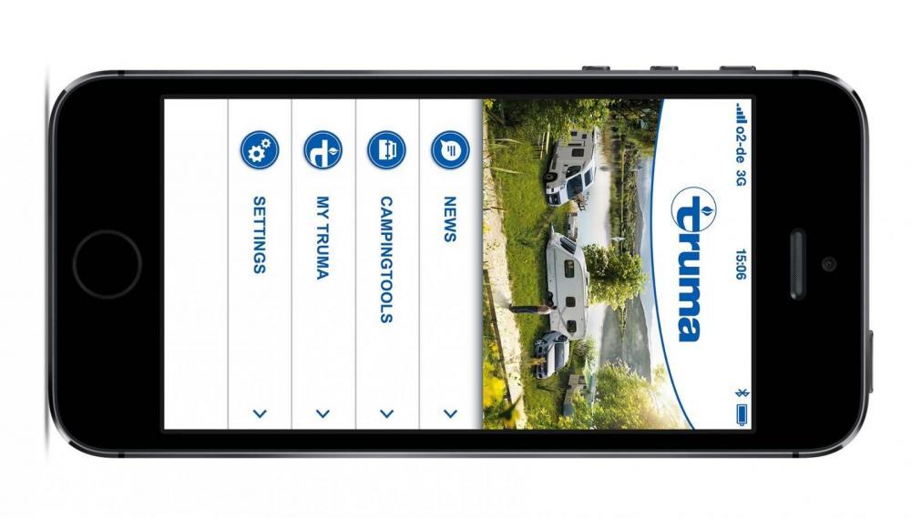 App-solut ny app från Truma
