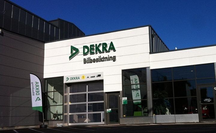 Felaktiga datum i utskick från besiktningsföretaget DEKRA