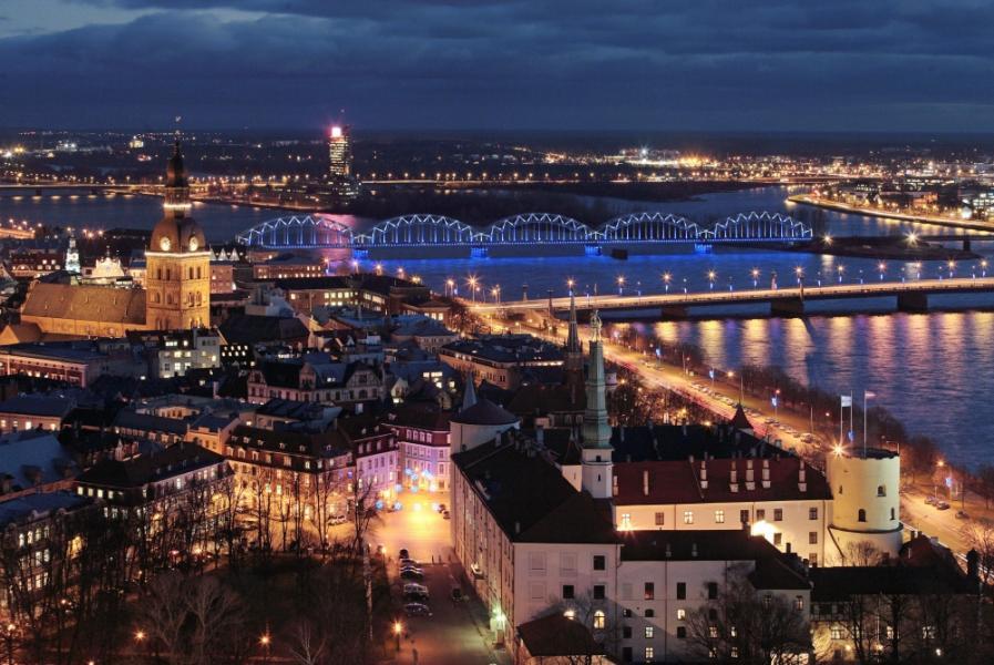 Restips: Riga en gång Sveriges största stad