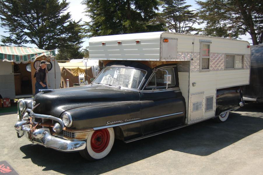 En ovanlig Cadillac
