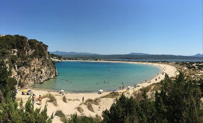 Restips: Voidokilia, världens vackraste strand