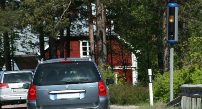 Nya fartkameror i Skåne