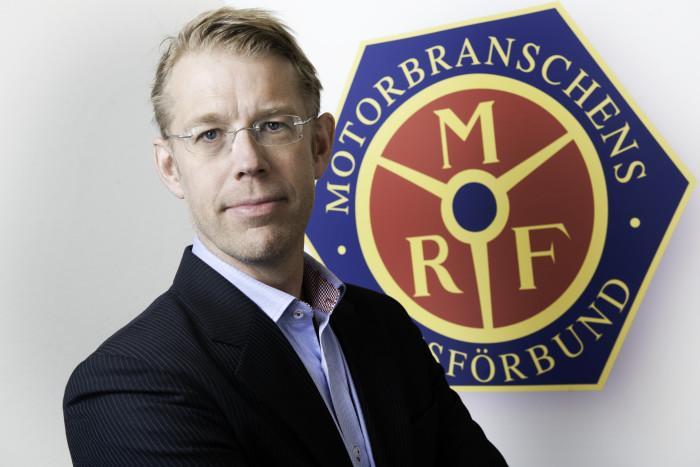 David Norrbohm, förbundsjurist MRF