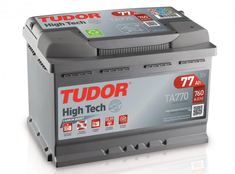 Tudors nya Carbon Boost laddas snabbt