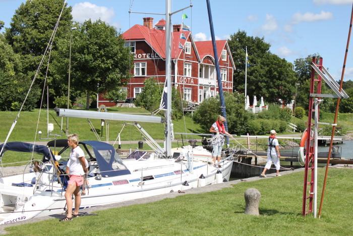 Göta kanal mer populärt