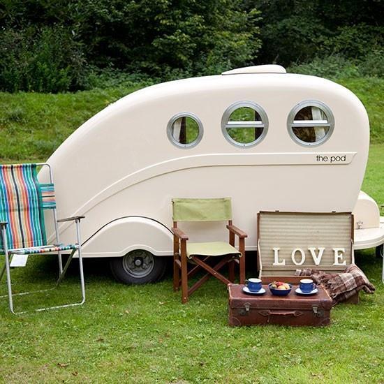 Husvagn med kärlek