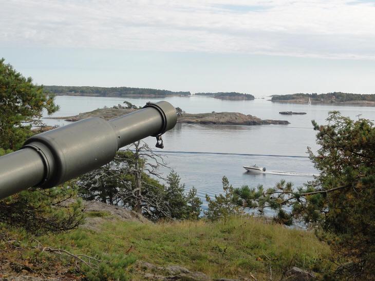 Restips: Femörefortet i Oxelösund