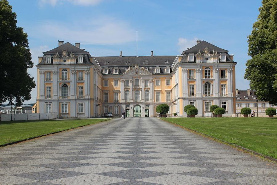 Restips: Slottet Augustusburg