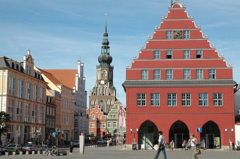 Restips: Greifswald