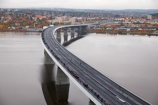 Två svenska broar får avgifter 1 februari 2015