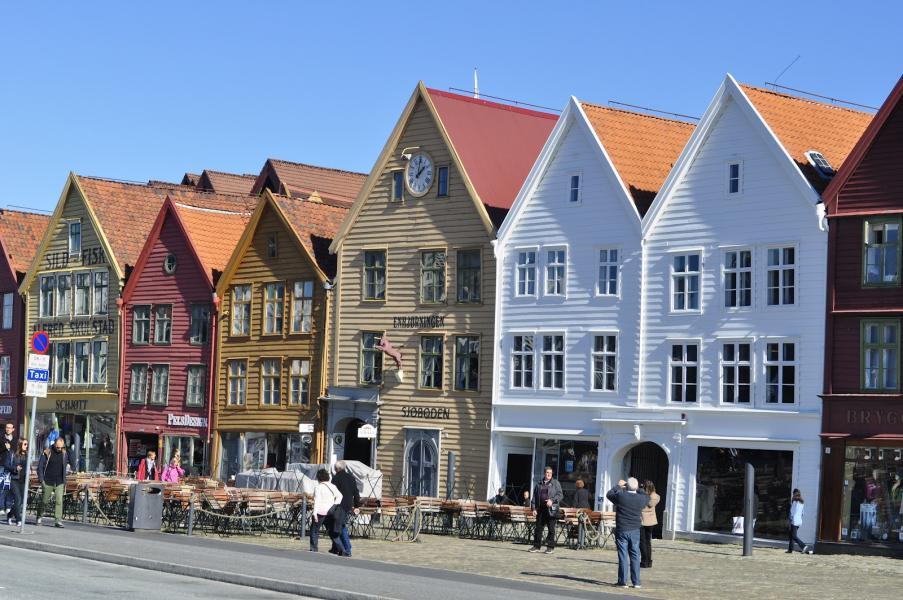 Restips: Bergen