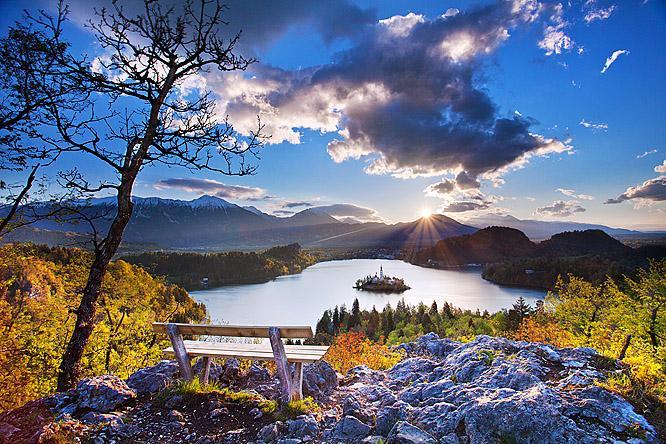 Restips: Lake Bled