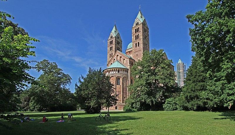 Restips: Världsarvet Speyer Katedralen