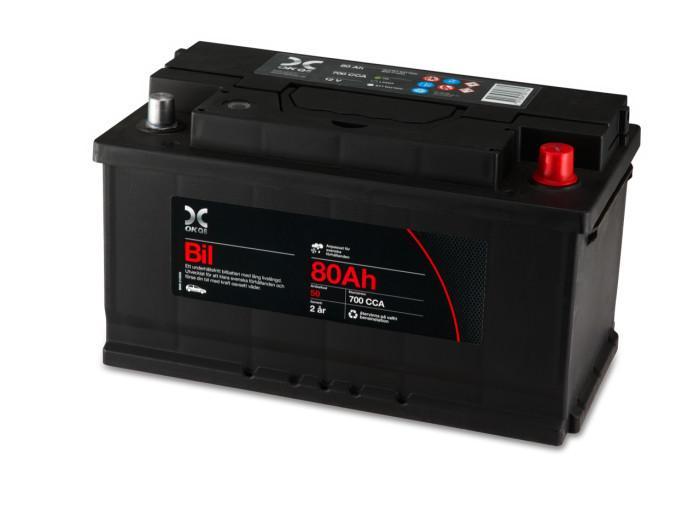 Stor skillnad på batterier