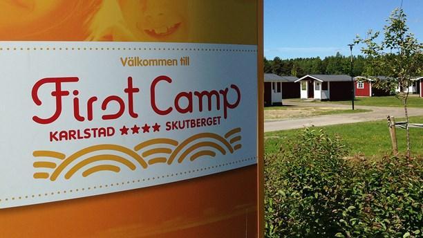 First Camp får oväntad ersättning