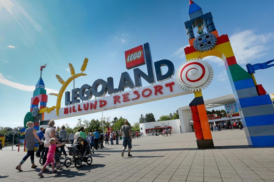 Legoland populärast igen