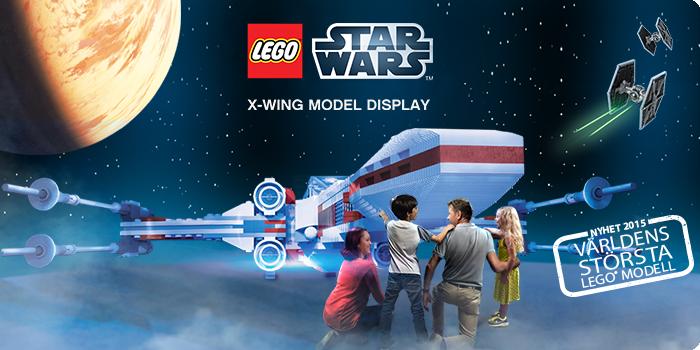 Restips: Starwars till Legoland