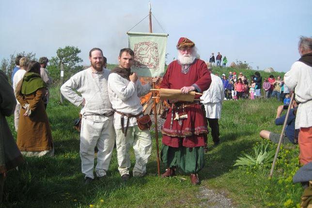 Fotevikens museum firar Valborg med vikingatema