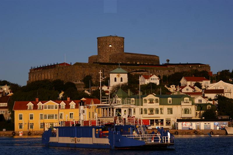 Marstrand rankad som Sveriges vackraste småstad
