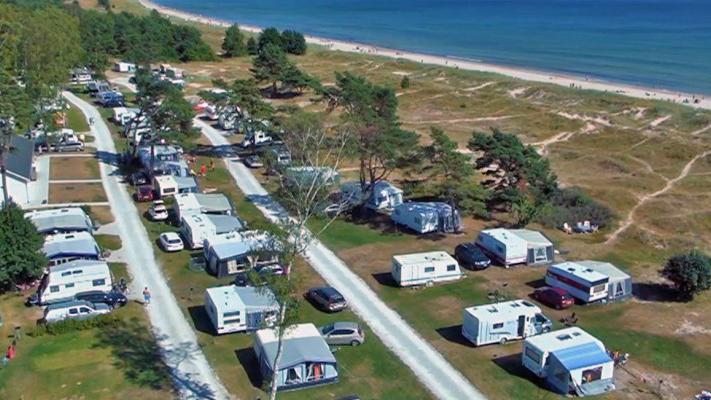 Långvarig camping kan vara olaglig