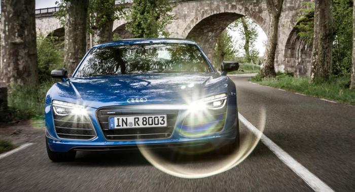 Ljusare tider för bilbelysning