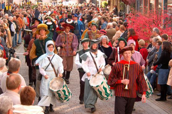 Restips: Historiskt festande i Niedersachsen