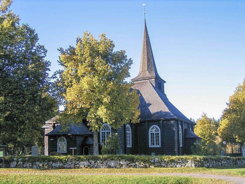 Restips: Östmarks kyrka som ny