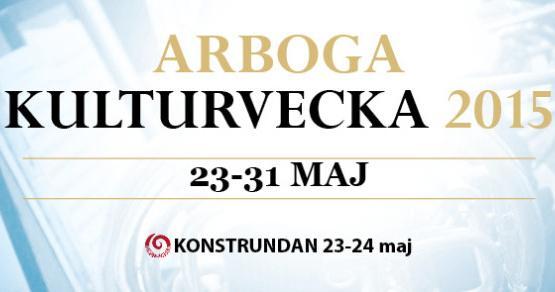 Restips: Arboga Kulturvecka 2015