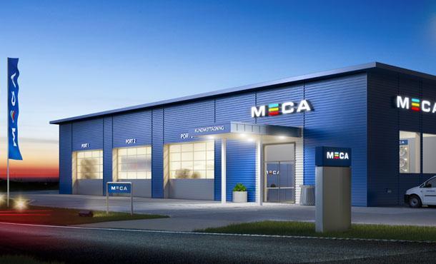 MECA börjar serva husbilar