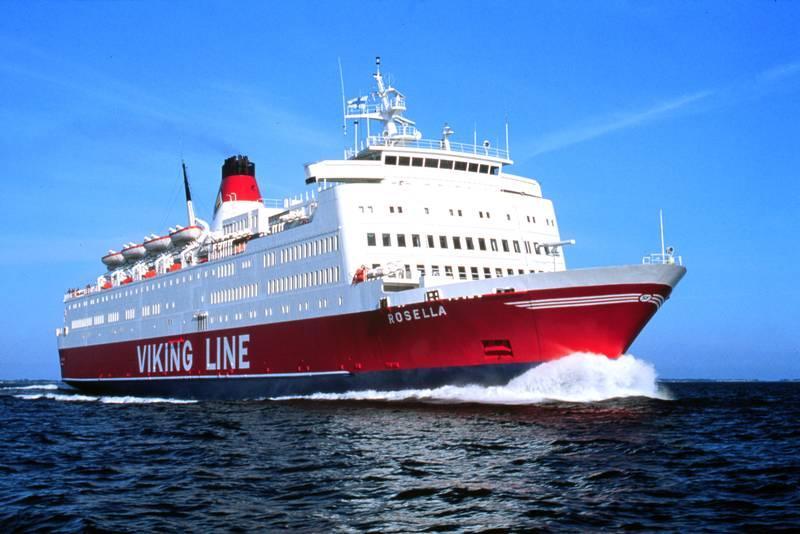 Viking Line har fått ny onlinebokning