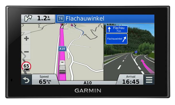 Garmin® lanserar ny GPS för husbilar och husvagnar