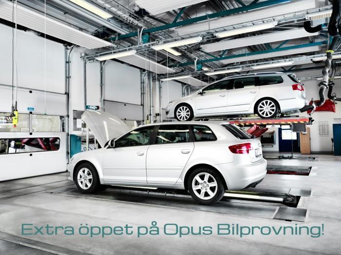 Opus håller extra öppet resten av juni