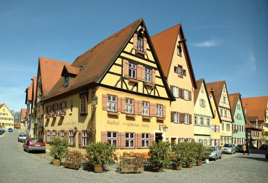 Restips: Dinkelsbühl, en stad med det gamla i behåll